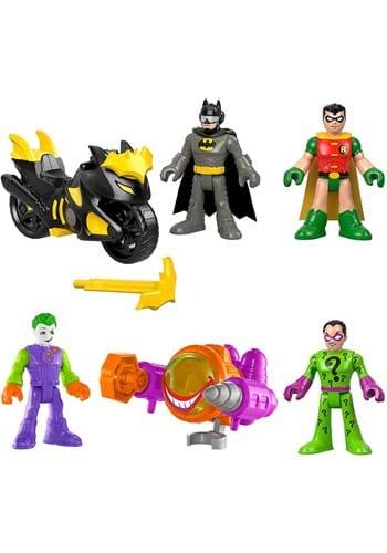 Batman Imaginext DCSF Dueling Duos Gift Set