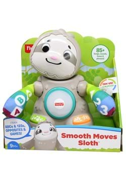 Fisher Price DP Linkimals Smooth Moves Sloth