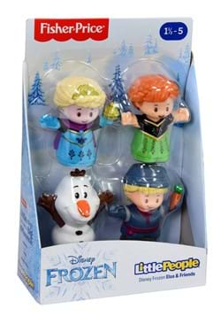 Fisher Price DP Little People Disney Frozen 4 Pack