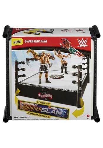 WWE Summerslam Star Ring