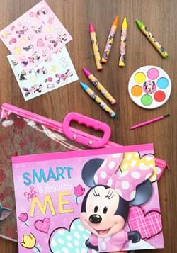 12pc Minnie Mouse Stationery in Zipper Tote Set update