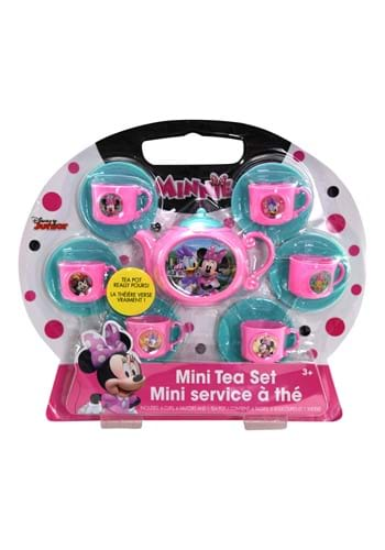 Minnie Mouse 13pc Tea Set