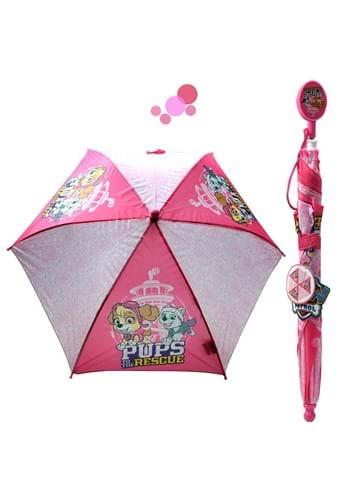 Paw Patrol Umbrella with Clamshell Handle