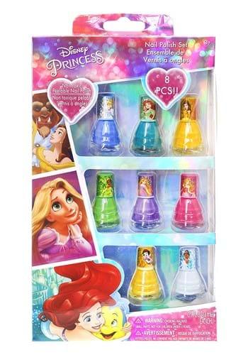 Disney Princess 8pk Nail Polish Set