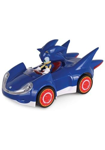 Sonic The Hedgehog Pull Back Racer