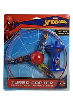 Spiderman Large Copter Launcher