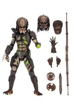 Predator Ultimate Battle Damaged City Hunter