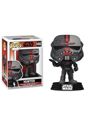POP Star Wars Bad Batch Hunter
