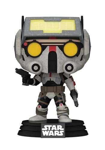 Bad Batch Tech Funko POP Star Wars