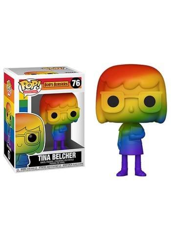 POP Animation Pride Tina Belcher Rainbow