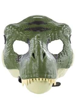 Jurassic World T Rex Mask Green Update