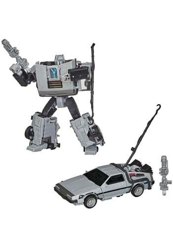 Mash-Up Gigawatt Back to the Future Transformers