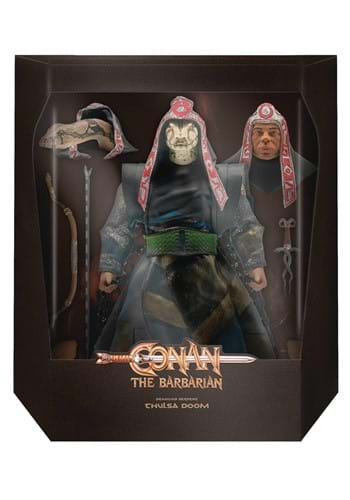 Conan The Barbarian Ultimates Snake Priest Thulsa