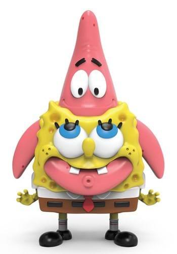 Nickelodeon SpongeBob and Patrick Medium Art Figure BFF