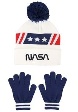 NASA Kids Hat and Glove Set