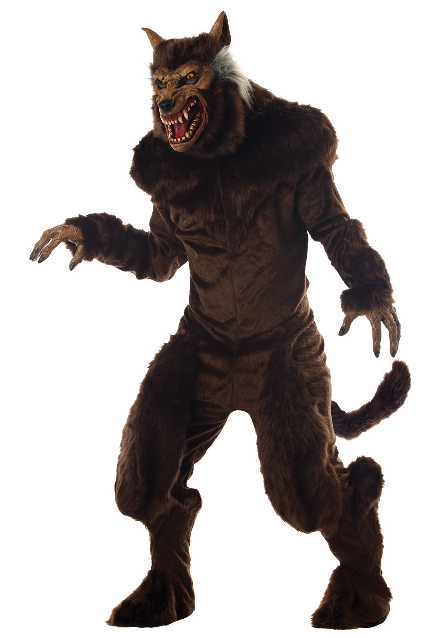 Deluxe Scary Werewolf Costume for Adults