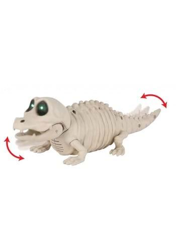 Light Up Gator Bones Halloween Decoration
