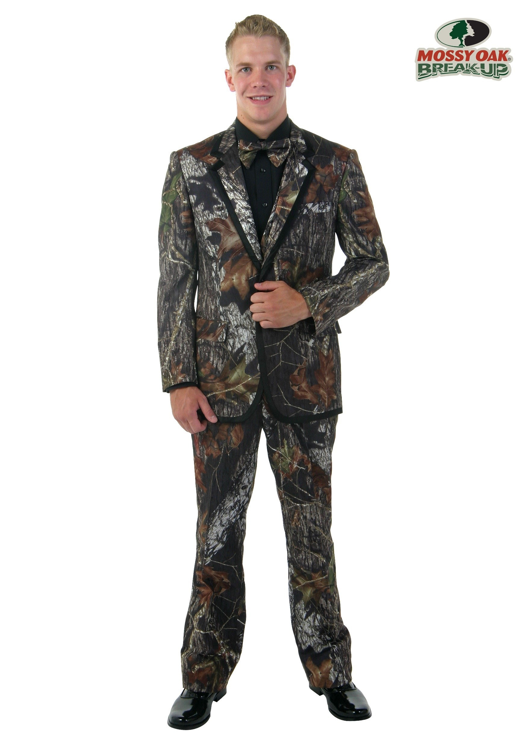 6e6a9570b637b Mossy Oak New Break-Up Alpine Formal Tuxedo