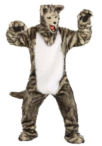 Wolf Mouth Mover Costume Adult