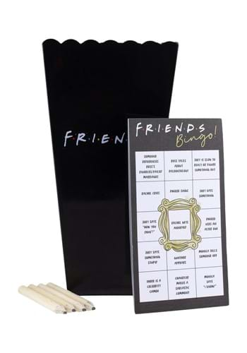 Friends Bingo Game