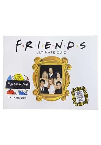 Friends Ultimate Trivia Quiz Game