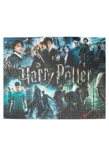 Harry Potter 1000pc Posters Jigsaw Puzzle