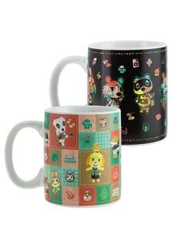 Animal Crossing Heat Change Mug
