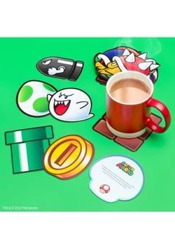 Super Mario Factoid Coasters