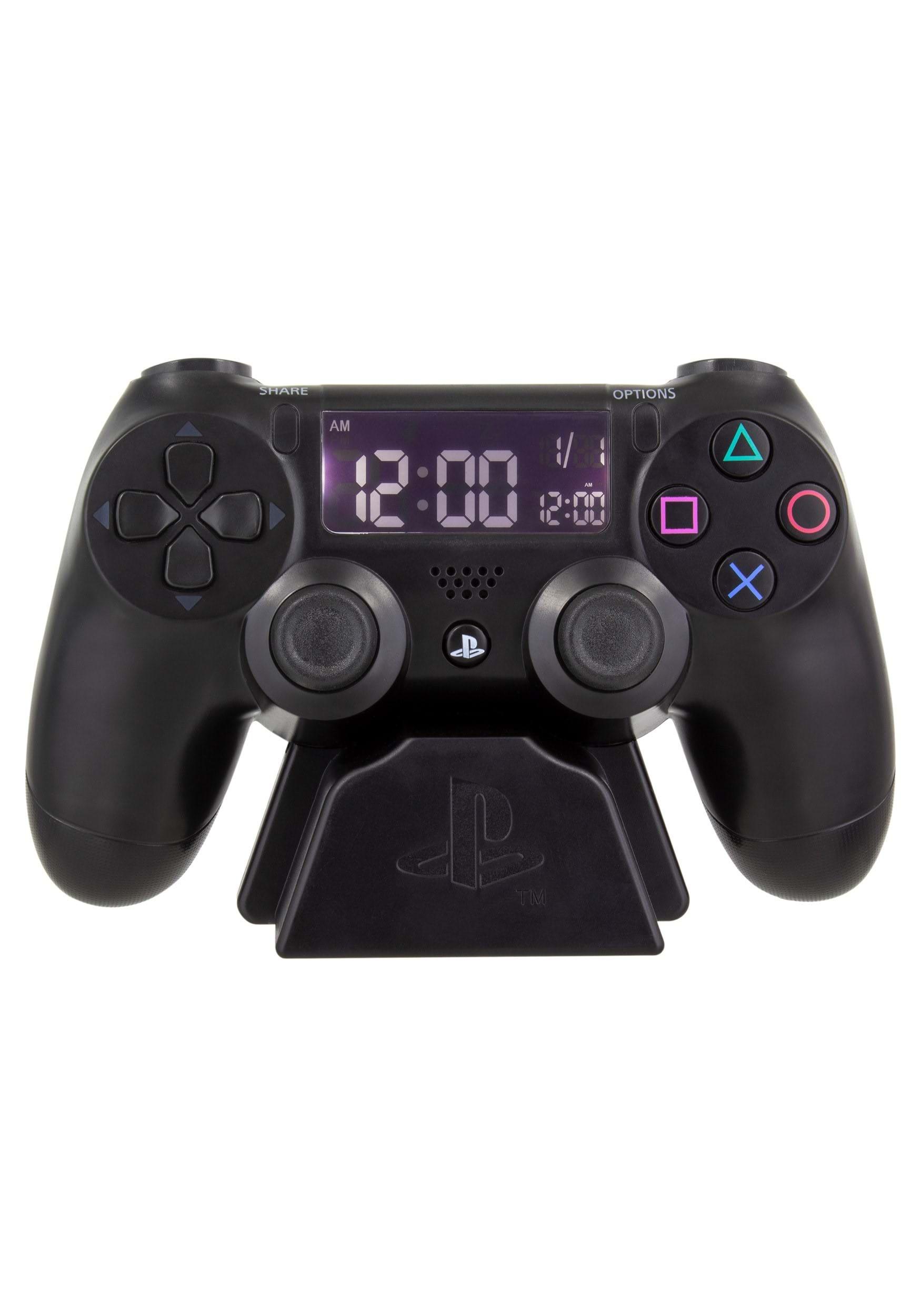 Alarm Clock: Playstation Controller
