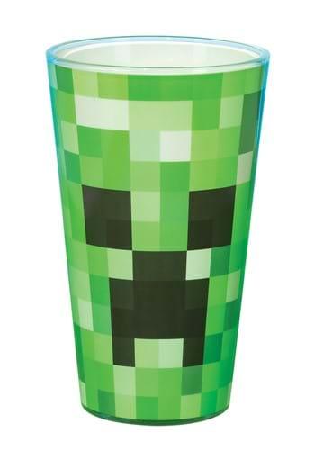 Minecraft Creeper Glass