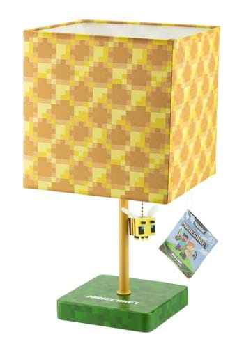 Minecraft Bee LED Lamp