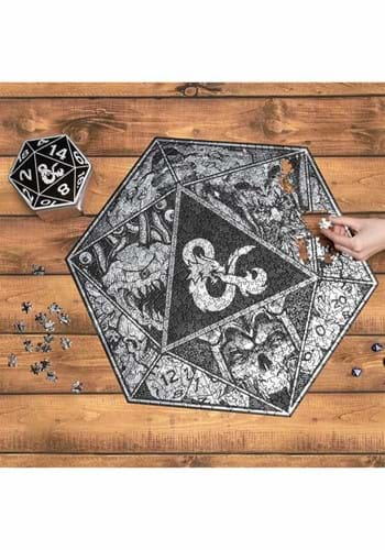 Dungeons and Dragons 750PC Jigsaw