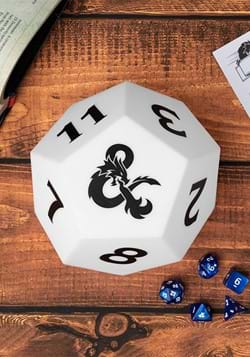 Dungeons and Dragons D12 Color Change Dice Light