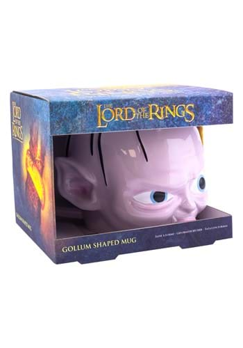 Lord of the Rings Gollum Shaped Mug