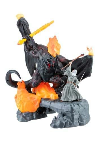 Lord of the Rings Balrog vs Gandalf Figural Light
