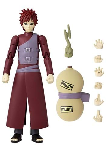 Anime Heroes Naruto Gaara 6 5 Action Figure