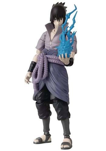 Anime Heroes Naruto Sasuke 6 5 Action Figure
