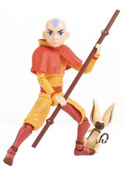 The Loyal Subjects Avatar Aang 5in Action Figure