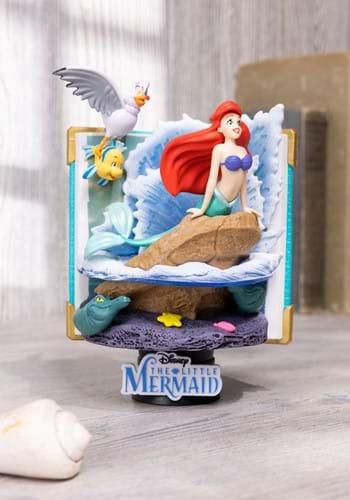 Beast Kingdom Disney Story Book Series Ariel