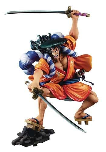 Megahouse Corp One Piece Portrait Pirates Warriors