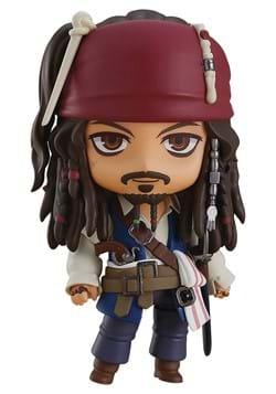 Good Smile POTC Jack Sparrow Nendoroid Fig