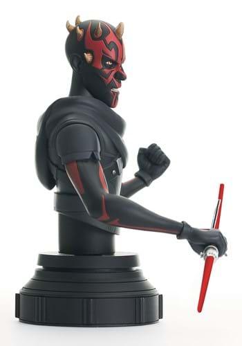 Star Wars Rebels Darth Maul 1 7 Scale Mini Bust