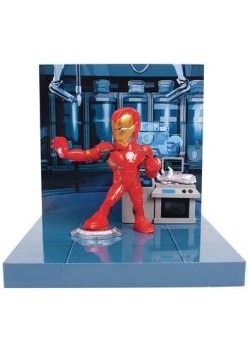 The Loyal Subjects Superama Marvel Iron Man Dioram