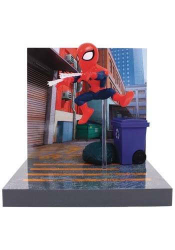 The Loyal Subjects Superama Marvel SpiderMan Figure