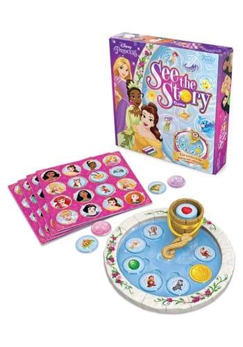 Signature Games Disney Princess See The Story Game