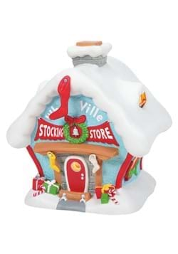 Department 56 Grinch Who-Ville Stock Store