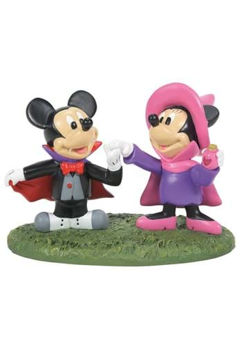 Department 56 Mickey & Minnie Costume Fun