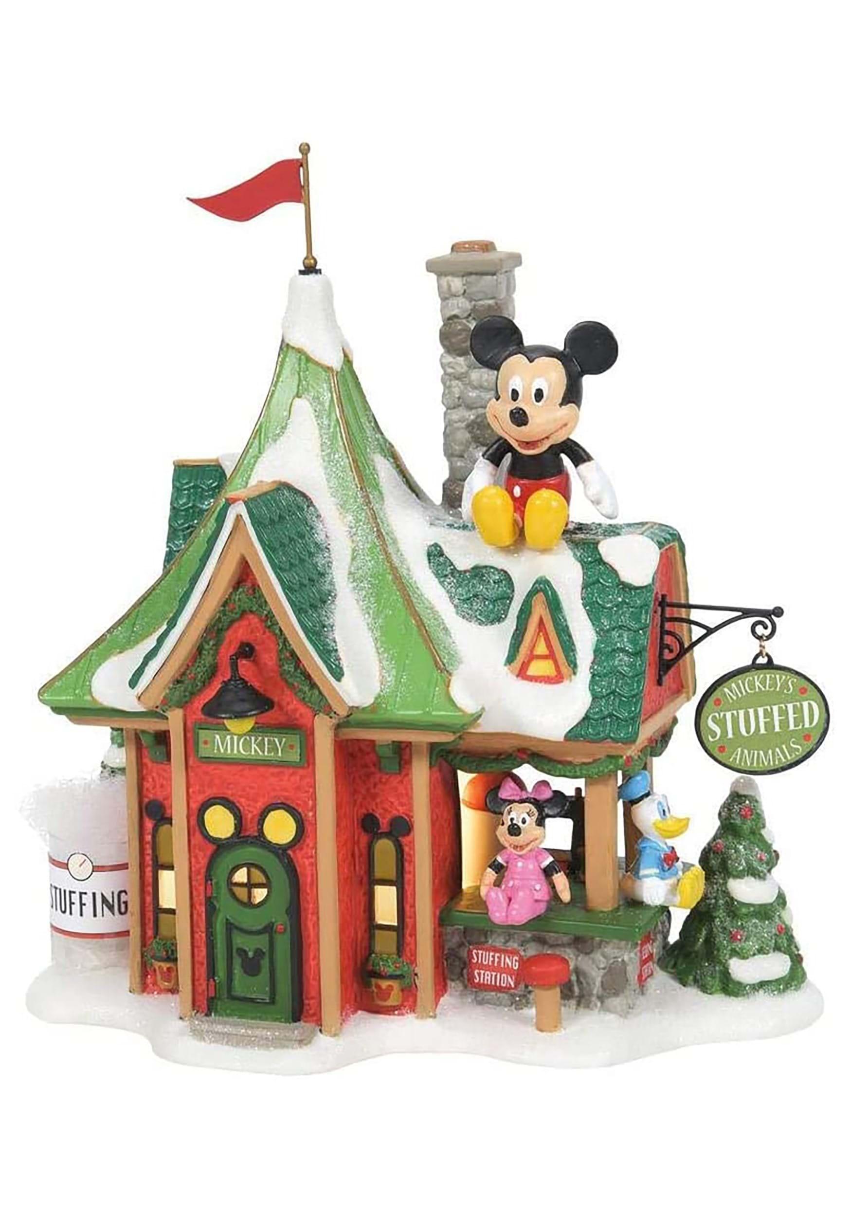 Department 56 Mickeys Stuffed Animals Decoration