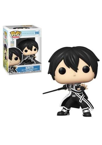 POP Animation Sword Art Online Kirito
