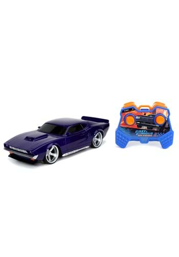 1:24 FAST AND THE FURIOUS SPY RACER RC ION THRESHER